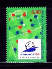 SELLOS DEPORTES FUTBOL. FRANCIA 1998  COPA DEL MUNDO 2985 1v.