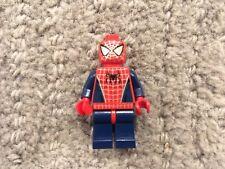 Lego Spiderman Original Dark Blue Minifigure Rare Vintage, Multiple Available