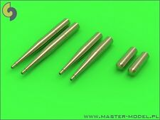 Master 144002 1/144 Metal Spitfire C wing - Hispano 20mm cannons in fairings