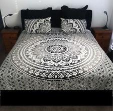 Hippie Bohemian Indian Mandala Queen Size Comforter Bedding Donna Duvet Cover