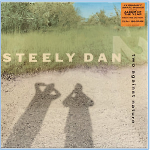 Steely Dan Two against Nature - 2 X  Vinyl LP New & Sealed RSD 2021