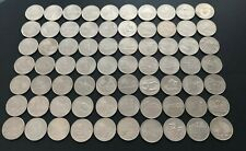 More details for rare usa 69 state quarter dollar coins + drummer boy 70x coins all different #l1