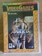 PC DVD, LARA CROFT TOMB RAIDER ANNIVERSARY, PERFETTO, Sprea