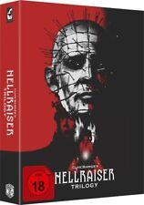 Hellraiser sin Cortes Digipak Parte 1 2 3 Trilogía 5 Caja de DVD