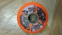 Gear Pro Street Outdoor Inline Hockey Wheel - Orange 59-68-72-76-80