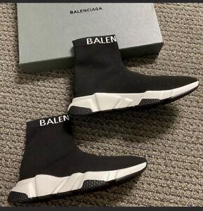 Balenciaga Speed Sock Sneakers Designer Luxury Mens Sneakers