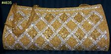 Clutch 4638 Indian Designer Assorted Clutches Purses Bags Shieno Sarees