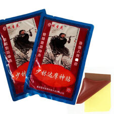 Sumifun 40Pcs Shaolin Medicated Plaster Medicine Knee Pain Relief Adhesive Patch
