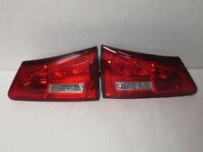 2006-2010 LEXUS IS250 / IS350 INNER TRUNK TAIL LIGHT LH LEFT RH RIGHT PAIR SET