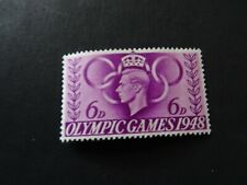 GB STAMPS 1948  MINT STAMP OLYMPICS