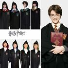 Harry Potter Cosplay Costume Cape Gryffondor Serpentard Robe cravate Echarpe FR