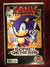 SONIC The HEDGEHOG Comic Book #226 August 2011 SONIC First Edition Bagged MINT