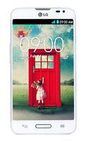 LG  L70 D320N - 4GB - Weiss (Ohne Simlock) Smartphone