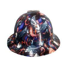 Eagle Flag Pyramex Ridgeline Hard Hat