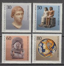 Germany Berlin 1984 ** Mi.708/11 Kunst Art | Kunstschätze Art Treasures