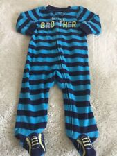 4aa7fab5f849 Child of Mine Fleece Sleepwear (Newborn-5T) for Boys