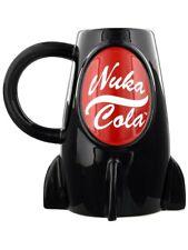 Fallout mug NUKA COLA bouteille 3D Noir