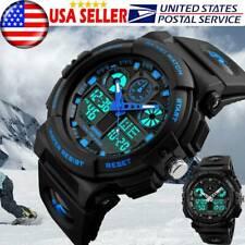 Men's Date Quartz Military Shock Digital Tactical Sport Fashion Wrist Watch US