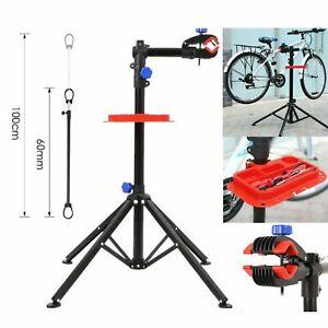 Cavalletto supporto per riparazione manutenzione bici fino a 50kg Pieghevole