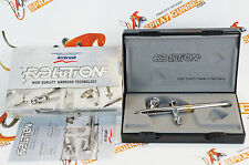 Harder & Steenbeck Evolution CR Plus 0.15mm Airbrush + Free Cleaning Brush Set