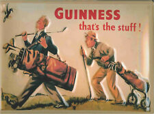 Guiness #18 Retro Metal Signs/Plaques Man Cave, Cool Novelty Gift, Bar/ Pub