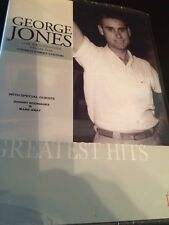 George Jones - Live in Concert (DVD, 2007) Factory Sealed FAST SHIPPING