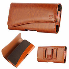 Patterned Wallet Cases with Belt Loop for Apple Phones