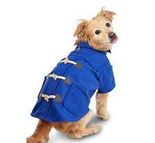 Bond & Co. Toggle Coat Jacket for Dogs London Blue Nwt (J)