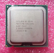 Intel e2180 Pentium Dual Core 2.00ghz 1mb 800mhz Socket Socket 775 CPU Processor