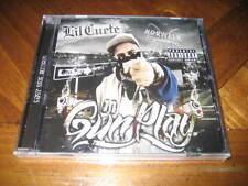 Chicano Rap CD LIL CUETE - Gun Play - Roscoe KOZME Sicko Soldado - West Coast