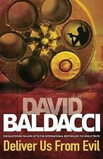 Deliver Us From Evil by David Baldacci (Hardback, 2010)