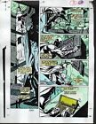 1991 Marc Spector Moon Knight 22 page 3 Marvel Comics color guide art: 1990's