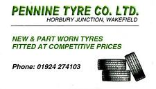 31x10.50x15  Kelly part worn tyre + free fitting 31105015 31/10.50/15
