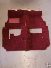 FORD TAURUS, MERCURY SABLE 86-97 BURGUNDY NYLON LOOP CARPET CRAZY  PRICE