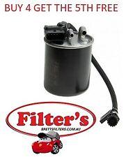 FUEL FILTER MERCEDES BENZ SPRINTER 316CDI 2.1L T/DIE OM651.955 2009- W/SENSOR