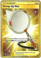 Scoop Up Net 207/192 - Secret Rare Trainer - Pokemon Sword and Shield Rebel...
