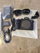 Sony Alpha a7S III Mirrorless Digital Camera Body