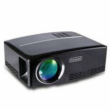 Portable Projector Distianert Video Projector Home Theater Projector HD Proje...