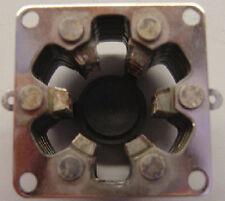 Eimac SK-740 Air-System Tube Socket for 4CX125C/4CX125F/4CX300A/4CX300Y/4N15A+