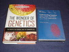 Teaching Co Great Courses DVDs         UNDERSTANDING GENETICS     newest + BONUS