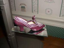1999 Just The Right Shoe Figurine-Majestic- No Box/ No Coa