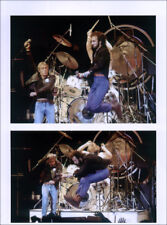 THE WHO POSTER PAGE . 1979 FREJUS NICE FRANCE CONCERT TOWNSHEND & DALTREY . R101