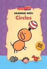 Drawing With Circles (Drawing Is Easy)-ExLibrary