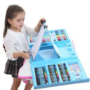 Kids Drawing  Artist Set Paint Board Watercolors Pens School Supplies Toy Gift