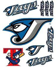 Toronto Blue Jays NEW Styles Scrapbooking Craft Sticker Sheet Set #1