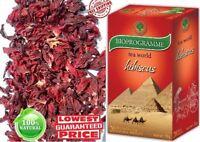 Premium HIBISCUS TEA, Lowers Blood Pressure, Diuretic, Weight Loss, 20 teabags