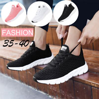 Women's Tennis Shoes Lightweight Casual Athletic Walking Running Sports Sneakers