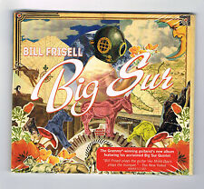 BILL FRISELL - BIG SUR - 19 TITRES - 2013 - CD NEUF NEW NEU