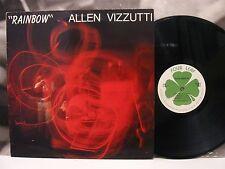 ALLEN VIZZUTTI - RAINBOW LP EX/EX++ 1981 SWEDEN FOUR LEAF CLOVER FLC 5054
