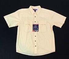 Reel Legends Mens Shirt - Short Sleeve Outdoor Performance Size XL NWT